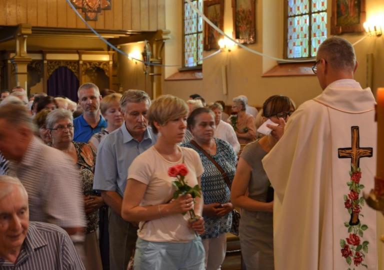 Nabożeństwo w dniu 22. czerwca 2016