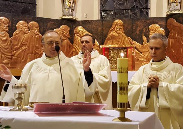 Nabożeństwo w dniu 22. grudnia 2015