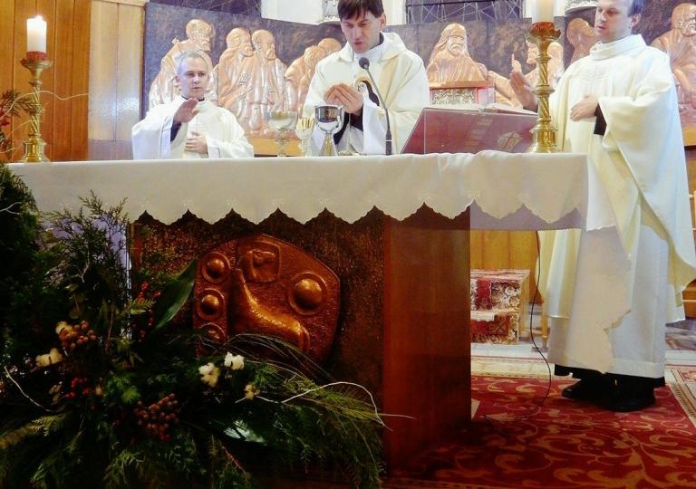 Nabożeństwo w dniu 22. grudnia 2016