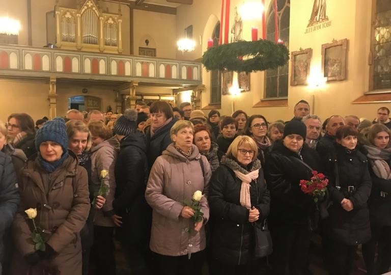 Nabożeństwo w dniu 22. grudnia 2017