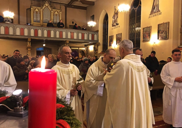 Nabożeństwo w dniu 22. grudnia 2018