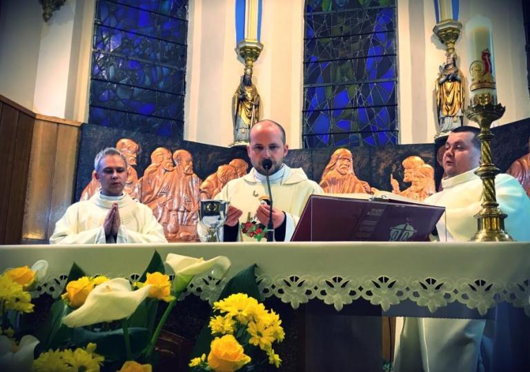 Nabożeństwo w dniu 22. kwietnia  2017