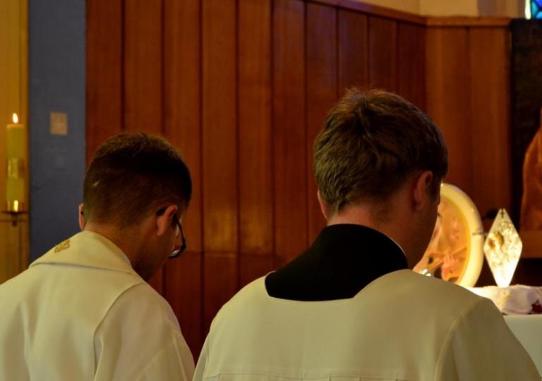 Nabożeństwo w dniu 22. lipca 2015