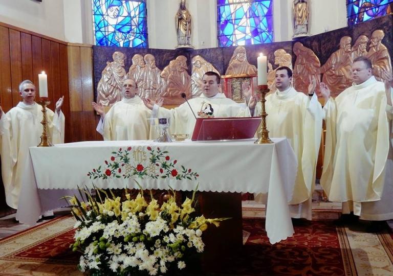 Nabożeństwo w dniu 22. lipca 2016