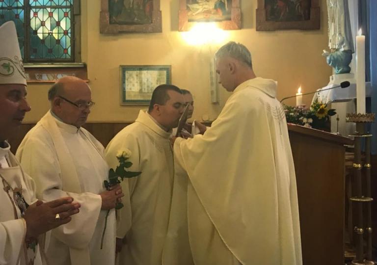 Nabożeństwo w dniu 22. lipca 2017
