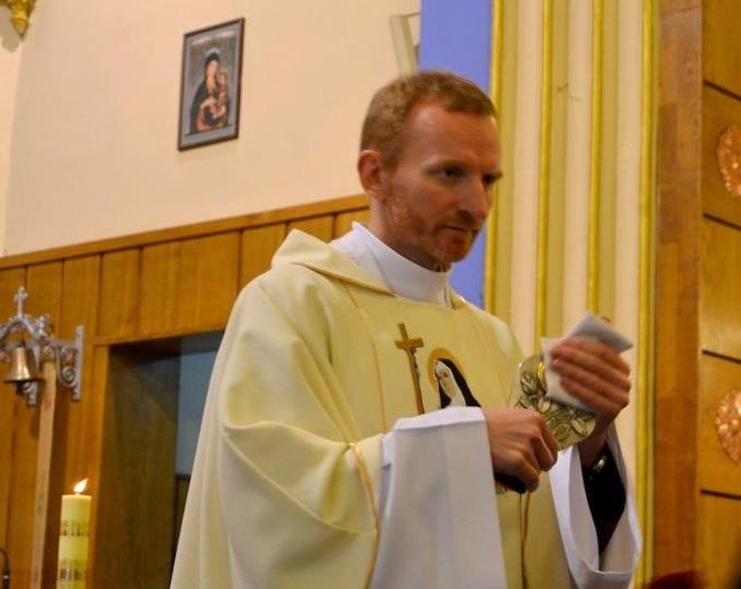 Nabożeństwo w dniu 22. listopada 2015