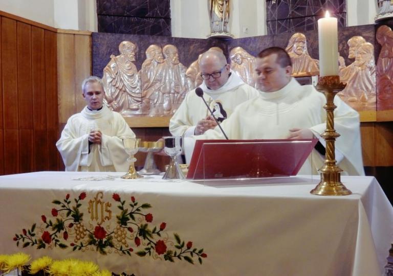 Nabożeństwo w dniu 22. listopada 2016