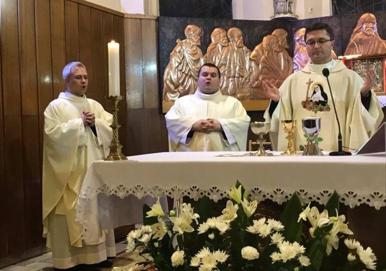Nabożeństwo w dniu 22. listopada 2017