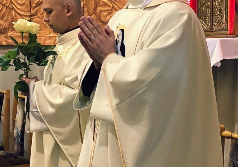 Nabożeństwo w dniu 22. listopada 2018