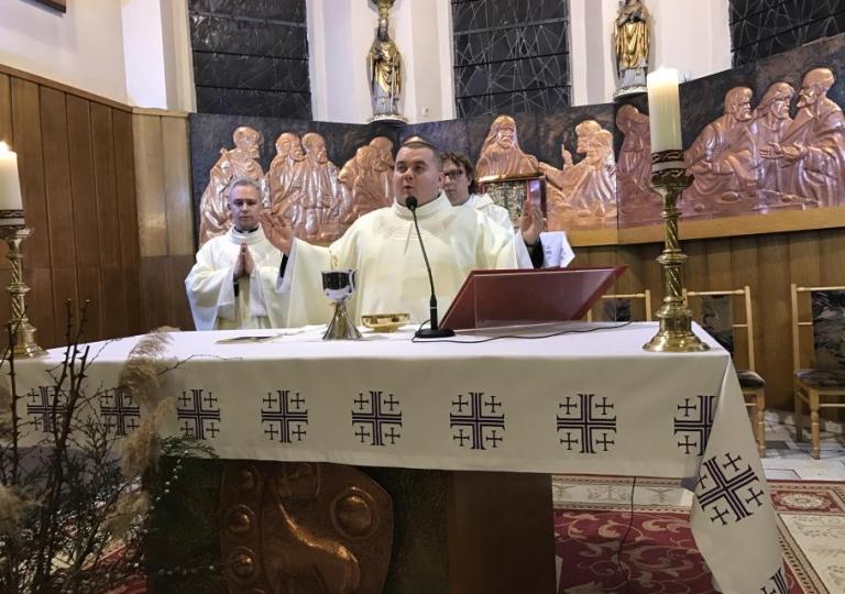 Nabożeństwo w dniu 22. marca  2017