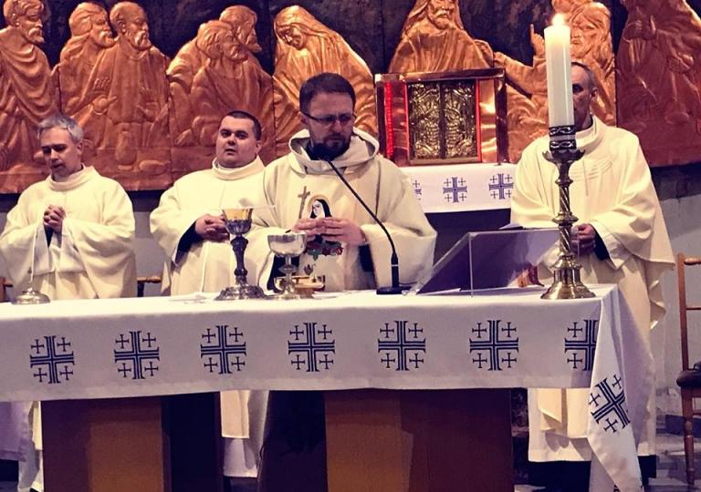 Nabożeństwo w dniu 22. marca 2018