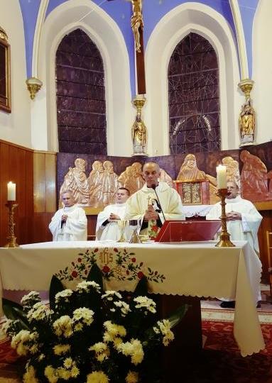 Nabożeństwo w dniu 22. października 2016