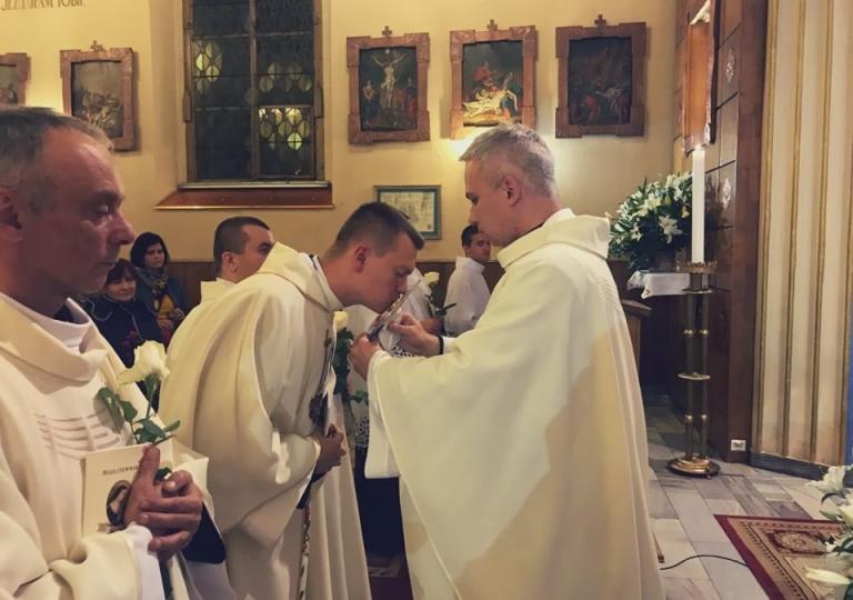 Nabożeństwo w dniu 22. października 2017