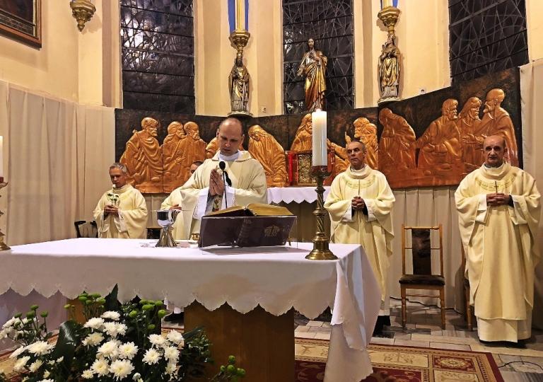Nabożeństwo w dniu 22. października 2018