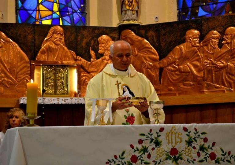 Nabożeństwo w dniu 22. sierpnia 2015