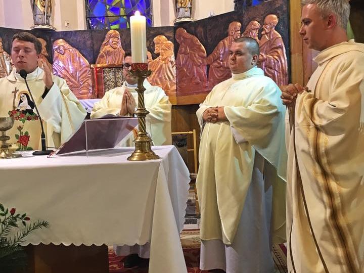 Nabożeństwo w dniu 22. sierpnia 2017