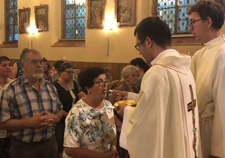 Nabożeństwo w dniu 22. sierpnia 2018