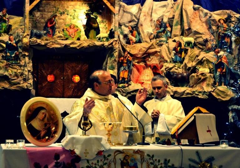 Nabożeństwo w dniu 22. stycznia 2015