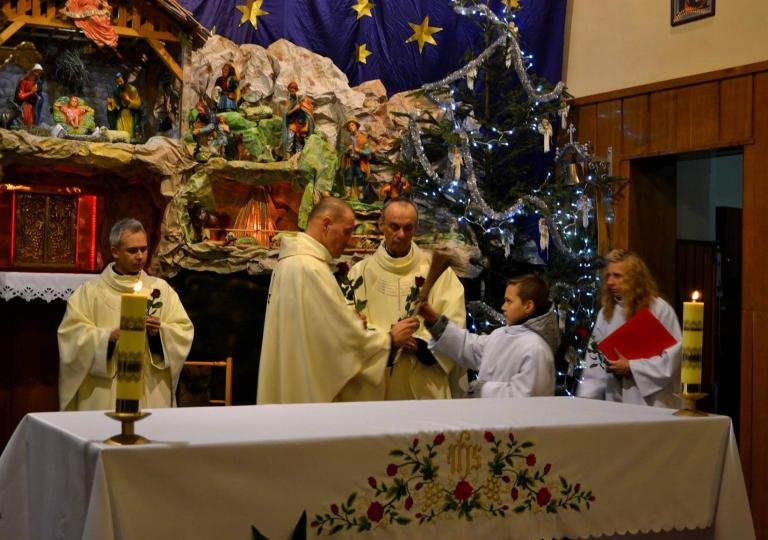 Nabożeństwo w dniu 22. stycznia 2016