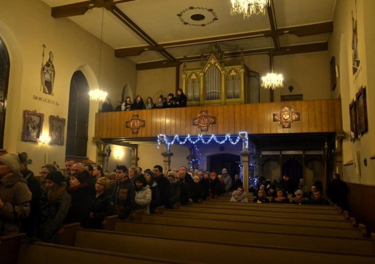 Nabożeństwo w dniu 22. stycznia 2017