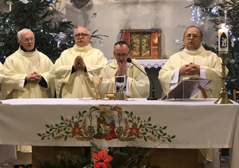 Nabożeństwo w dniu 22. stycznia 2018