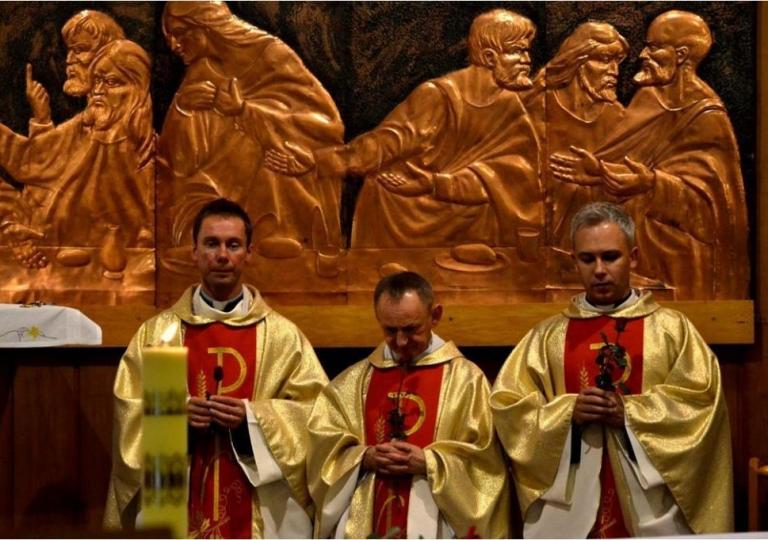Nabożeństwo w dniu 22. września 2015