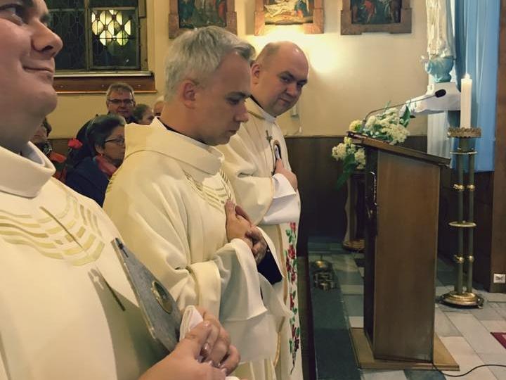 Nabożeństwo w dniu 22. września 2017