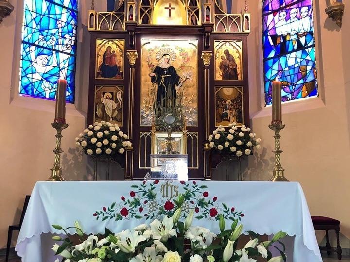 Odpust ku czci św. Rity w dniu 19. maja 2019