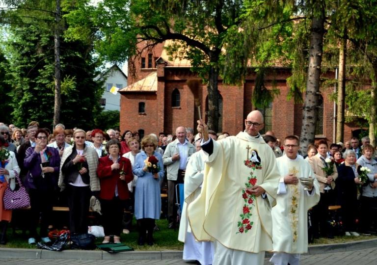 Odpust ku czci św. Rity w dniu 21. maja 2017 (I dzień)