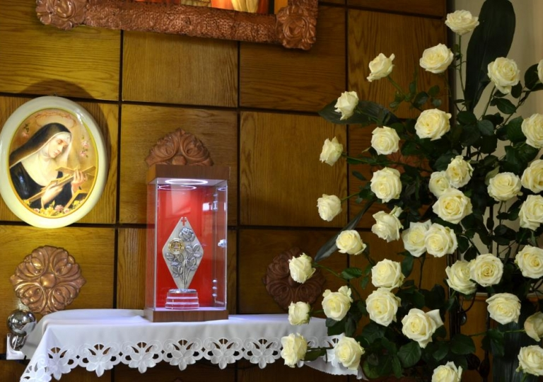 Odpust ku czci św. Rity w dniu 22. maja 2016