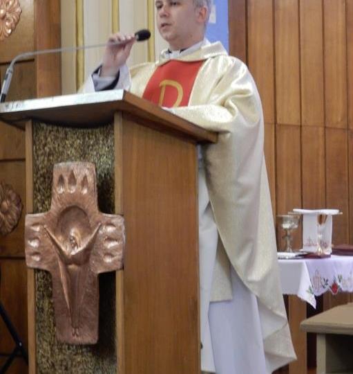 Uroczyste wprowadzenie relikwii - 22 maja 2015