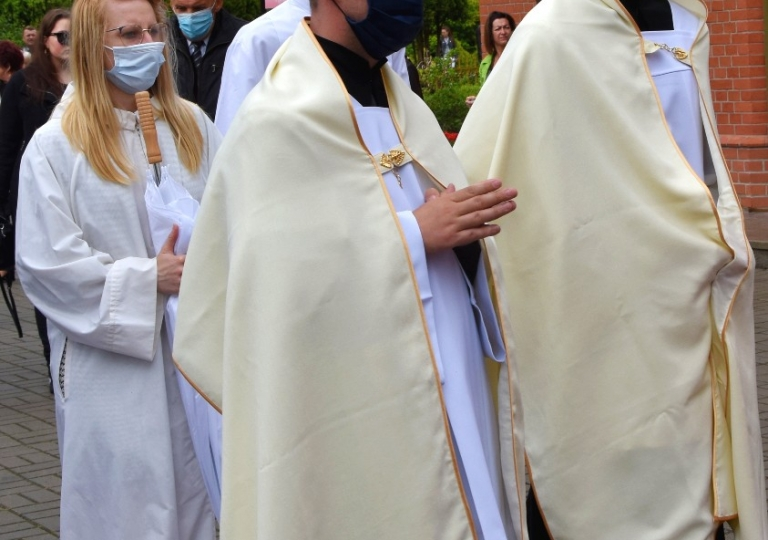 Ustanowienie Sanktuarium (23.05.2021)